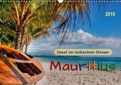 Mauritius – Insel im Indischen Ozean (Wandkalender 2019 DIN A3 quer) von Roder,  Peter