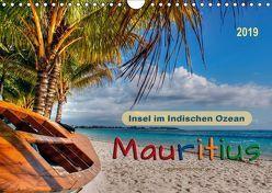 Mauritius – Insel im Indischen Ozean (Wandkalender 2019 DIN A4 quer) von Roder,  Peter
