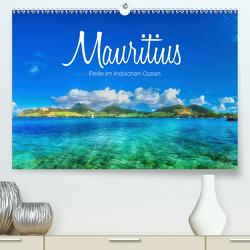 Mauritius – Perle im Indischen Ozean (Premium, hochwertiger DIN A2 Wandkalender 2020, Kunstdruck in Hochglanz) von Becker,  Stefan