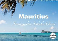 Mauritius – Trauminsel im Indischen Ozean (Wandkalender 2018 DIN A3 quer) von Carina-Fotografie,  k.A.