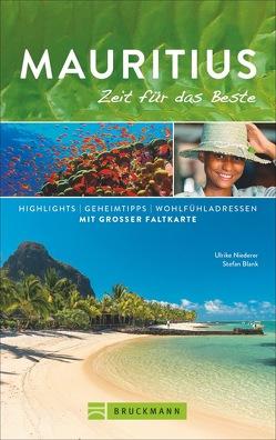 Mauritius – Zeit für das Beste von Blank,  Stefan, Niederer,  Ulrike