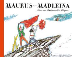 Maurus und Madleina, Mini von Carigiet,  Alois