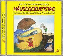 Mäusegeburtstag von Schmidt-Decker,  Petra