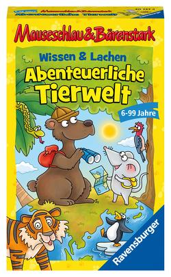 Mauseschlau&Bärenstark Wissen und Lachen – Abenteuerliche Tierwelt von Lizenzagentur Ingeborg Ahrenkiel