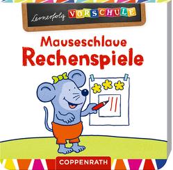 Mauseschlaue Rechenspiele von Carstens,  Birgitt, Wagner,  Charlotte