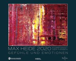 Max Heide 2020 von Heide,  Max