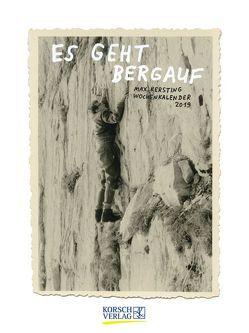 Max Kersting 2019 von Kersting,  Max, Korsch Verlag