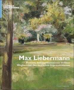 Max Lieberman von Liebermann,  Max