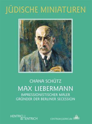 Max Liebermann von Schütz,  Chana