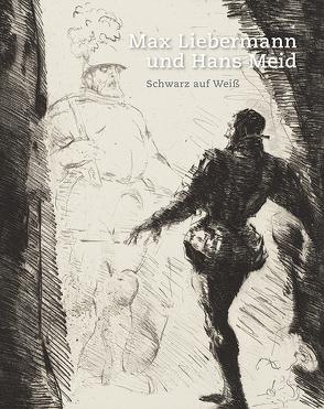 Max Liebermann und Hans Meid von Bastek,  Alexander
