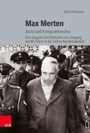 Max Merten von Görtemaker,  Manfred, Hamann,  Gerrit, Safferling,  Christoph