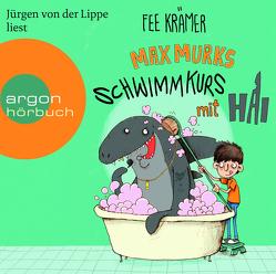 Max Murks – Schwimmkurs mit Hai von Krämer,  Fee, Lippe,  Jürgen von der