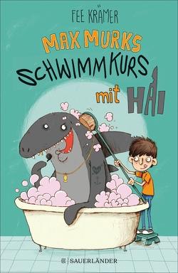 Max Murks – Schwimmkurs mit Hai von Krämer,  Fee, Renger,  Nikolai