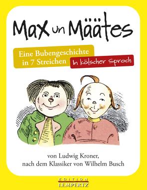 Max un Määtes von Kroner,  Ludwig