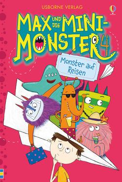 Max und die Mini-Monster: Monster auf Reisen von Davidson,  Zanna, Williamson,  Melanie