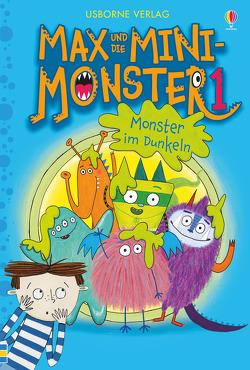 Max und die Mini-Monster: Monster im Dunkeln (Bd. 1) von Davidson,  Zanna, Williamson,  Melanie