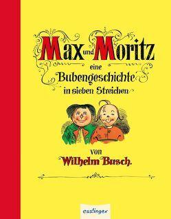 Max und Moritz – Mini-Ausgabe von Busch,  Wilhelm