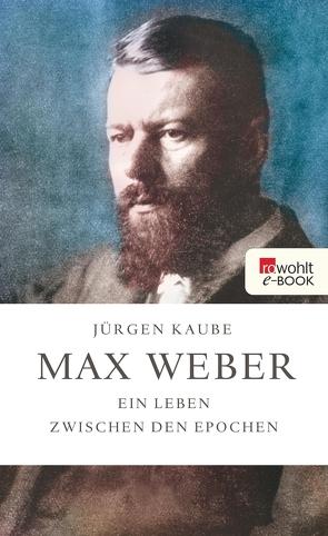 Max Weber von Kaube,  Jürgen