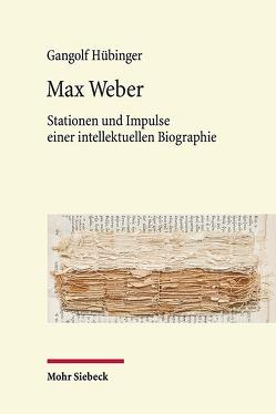 Max Weber von Hübinger,  Gangolf