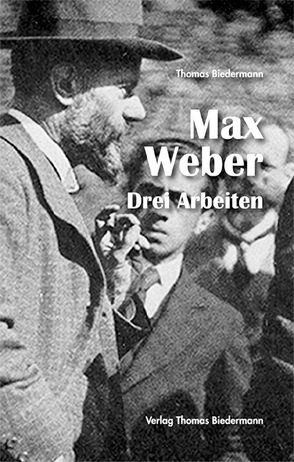 Max Weber von Biedermann,  Thomas
