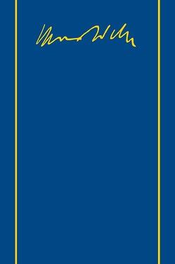 Max Weber-Gesamtausgabe von Härpfer,  Claudius, Kaden,  Tom, Müller,  Kai, Wagner,  Gerhard, Weber,  Max, Zahn,  Angelika