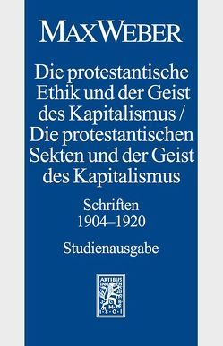 Max Weber-Studienausgabe von Bube-Wirag,  Ursula, Schluchter,  Wolfgang, Weber,  Max