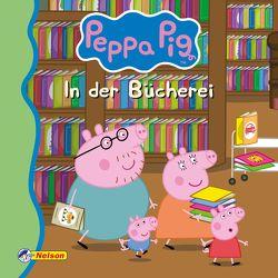 Maxi-Mini 1: VE 5: Peppa – In der Bücherei von Korda,  Steffi
