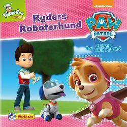 Maxi-Mini 10: PAW Patrol Ryders Roboterhund