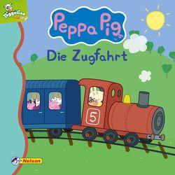 Maxi-Mini 2: VE 5: Peppa – Die Zugfahrt von Korda,  Steffi
