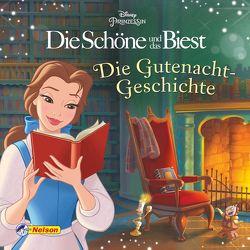 Maxi-Mini 21: VE 5: Disney Prinzessin Die Schöne und das Biest: Die Gutenacht-Geschichte