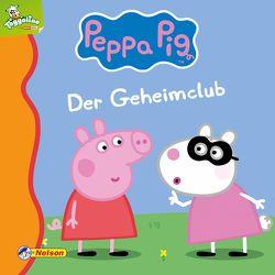 Maxi-Mini 46: VE 5: Peppa: Der Geheimclub von Korda,  Steffi