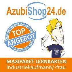 Maxi-Paket Lernkarten Industriekaufmann / Industriekauffrau Prüfung von Grünwald,  Jochen, Rung-Kraus,  Michaela, Winter,  Felix
