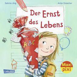 Maxi Pixi 228: Der Ernst des Lebens von Drescher,  Antje, Joerg,  Sabine