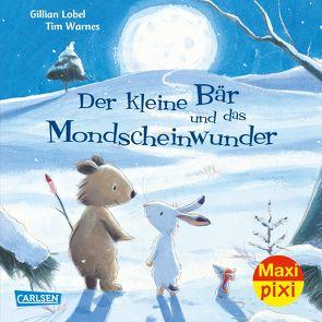 Maxi Pixi 272: VE 5 Der kleine Bär und das Mondscheinwunder (5 Exemplare) von Chapman,  Linda, Warnes,  Tim