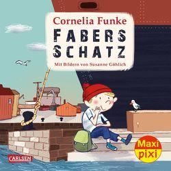 Maxi Pixi 273: Fabers Schatz von Funke,  Cornelia, Göhlich,  Susanne