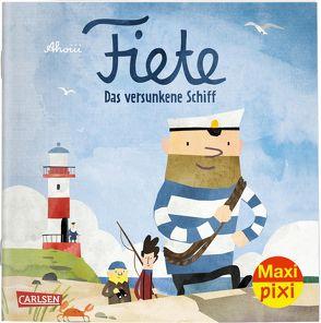 Maxi Pixi 274: Fiete: Das versunkene Schiff von Ahoiii Entertainment UG