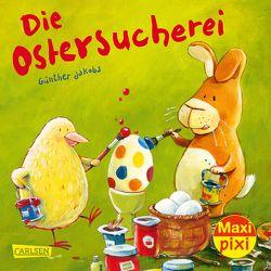 Maxi Pixi 289: VE 5: Die Ostersucherei (5×1 Exemplar) von Jakobs,  Günther