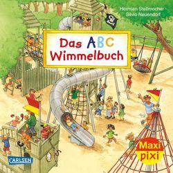 Maxi Pixi 316: ABC Wimmelbuch von Neuendorf,  Silvio, Stellmacher,  Hermien