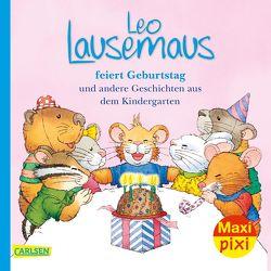 Maxi Pixi 322: Leo Lausemaus feiert Geburtstag von Campanella,  Marco