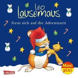 Maxi Pixi 366: Leo Lausemaus freut sich auf die Adventszeit von Campanella,  Marco, Diverse
