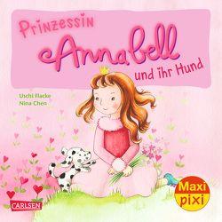 Maxi Pixi 178: Prinzessin Annabell und ihr Hund von Chen,  Nina, Flacke,  Uschi