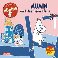 Maxi Pixi 235: VE 5 Die Mumins: Mumin und das neue Haus (5 Exemplare) von Jansson,  Tove, Kaarla,  Riina, Kaarla,  Sami, Kritzokat,  Elina