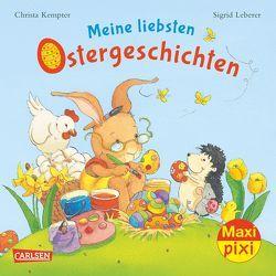 Maxi-Pixi Nr. 242: Meine liebsten Ostergeschichten von Kempter,  Christa, Leberer,  Sigrid