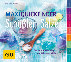 Maxi-Quickfinder Schüßler-Salze von Heepen,  Günther H.