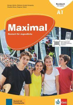 Maximal A1 von Brass,  Claudia, Glück,  Dagmar, Krulak-Kempisty,  Elzbieta, Motta,  Giorgio