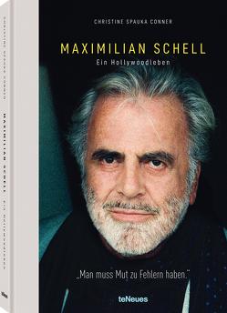 Maximilian Schell, eBook von Spauka Conner,  Christine