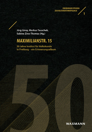 MAXIMILIANSTR. 15 von Giray,  Jörg, Tauschek,  Markus, Zinn-Thomas,  Sabine