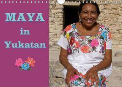 Maya in Yukatan 2019 (Wandkalender 2019 DIN A4 quer) von Grasreiner,  Silke