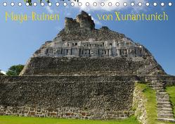 Maya-Ruinen von Xunantunich, Belize (Tischkalender 2020 DIN A5 quer) von Bierlein,  Hans-Peter