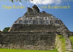 Maya-Ruinen von Xunantunich, Belize (Wandkalender 2020 DIN A3 quer) von Bierlein,  Hans-Peter